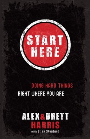 Start Here by Alex  Harris