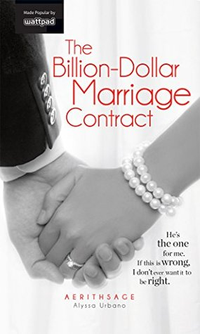 The Billion Dollar Marriage Contract Ebook