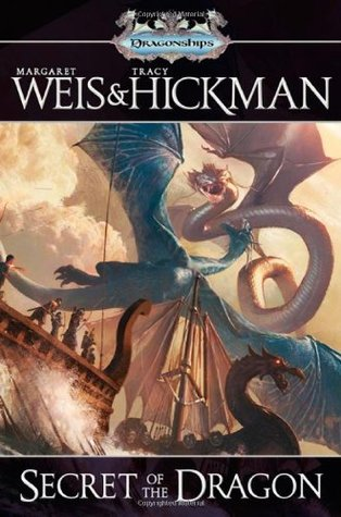 Secret of the Dragon (Dragonships of Vindras, #2)