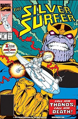 Silver Surfer Vol. 3 #34 by Jim Starlin