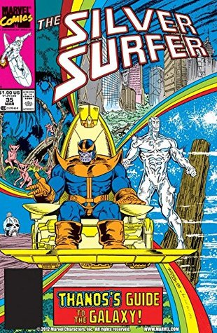 Silver Surfer Vol. 3 #35 by Jim Starlin