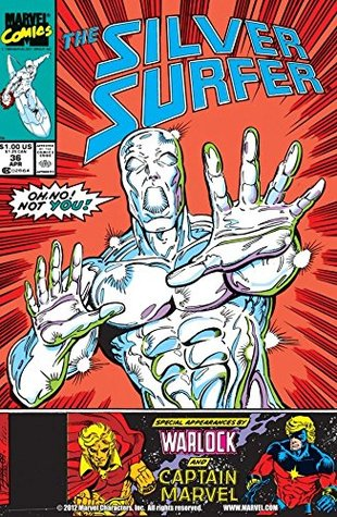 Silver Surfer Vol. 3 #36 by Jim Starlin
