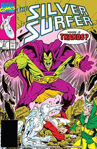 Silver Surfer Vol. 3 #37 by Jim Starlin