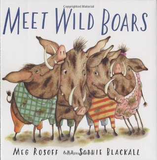 Meet Wild Boars Book Cover