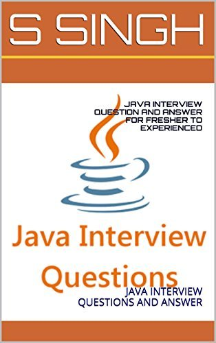JAVA INTERVIEW QUESTION AND ANSWER FOR FRESHER TO EXPERIENCED: JAVA INTERVIEW QUESTIONS AND ANSWER