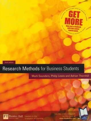 Research Methods for Business Students: AND Onekey Website Access Card