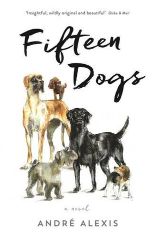 Fifteen dogs by andr alexis fandeluxe Gallery