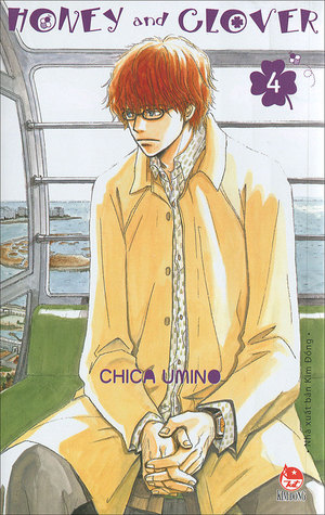 Ebook Honey and Clover, Tập 4 by Chica Umino TXT!