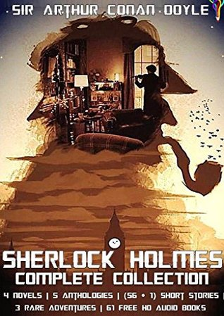 Sherlock Holmes Complete Collection: (FREE Audio Books)