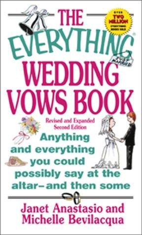 Everything Wedding Vows (Everything Series)