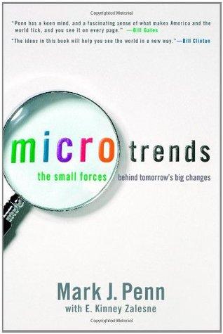 Microtrends by Mark J. Penn