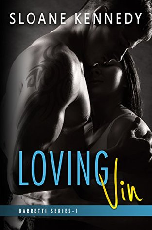 Loving Vin (Barretti Security, #1)