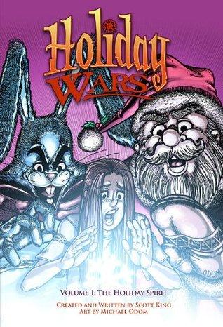 Holiday Wars(The Holiday Spirit 1) (ePUB)