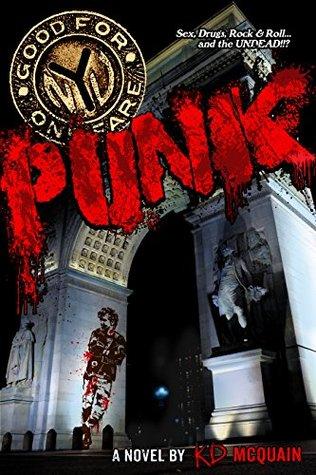 NYV: Punk by K.D. McQuain