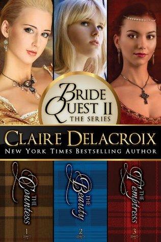 The Bride Quest II Boxed Set: Three Complete Medieval Scottish Romances