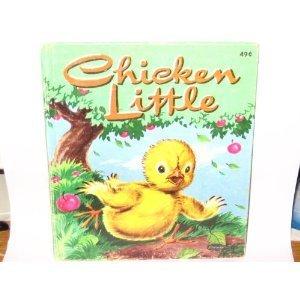 Chicken Little (Golden Tell-A-Tale Book 2641)