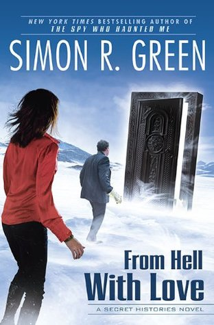 Book Review: Simon R. Green's From Hell with Love