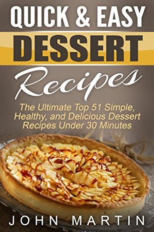 Quick easy dessert recipes the ultimate top 51 simple healthy 25589175 forumfinder Gallery