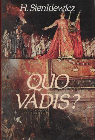 Quo Vadis? Een verhaal uit de tijd van Nero