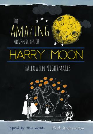 Halloween Nightmares(Amazing Adventures of Harry Moon)