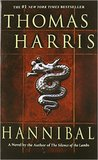 Book cover for Hannibal (Hannibal Lecter, #3)