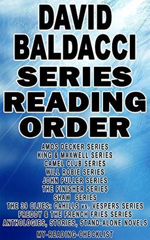 David Baldacci: Series Reading Order