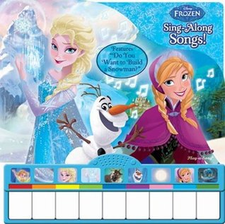 """Disney® Frozen Sing-Along Songs!: Features """"Do You Want to Build a Snowman?"""""""