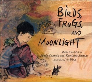Birds, Frogs, and Moonlight, Cassedy, Sylvia & Suetake, Kunihiro