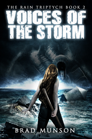 Voices of the Storm (The Rain Triptych, #2)