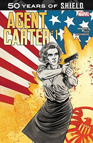 Agent Carter by Kathryn Immonen
