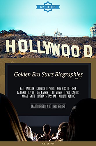 Hollywood: Golden Era Stars Biographies Vol.11: