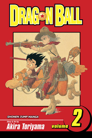 Dragon Ball, Vol. 2: Wish Upon a Dragon (Dragon Ball, #2)