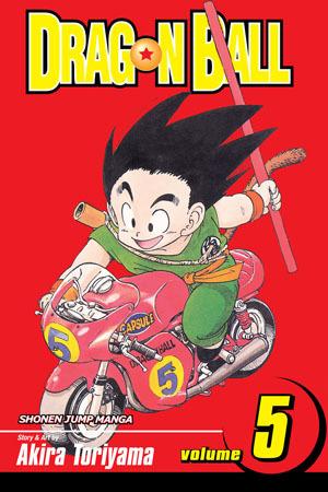 Dragon Ball, Vol. 5: The Red Ribbon Army (Dragon Ball, #5)