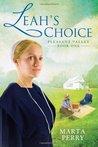 Leah's Choice (Pleasant Valley, #1)