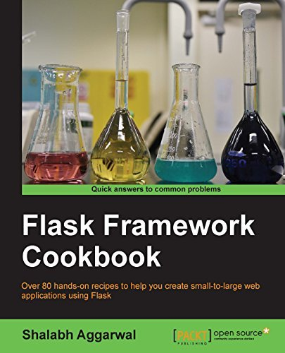 Flask Framework Cookbook