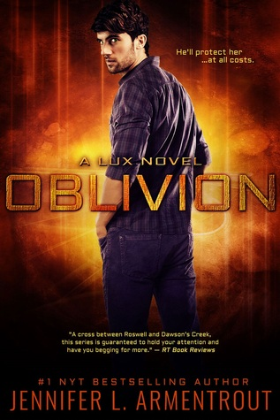 Oblivion (Lux, #1.5)