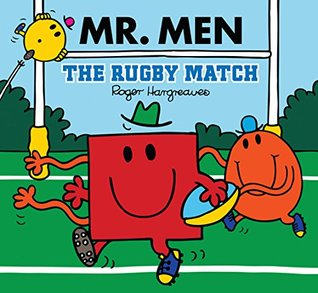 Mr. Men The Rugby Match
