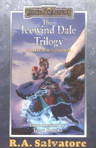 The Icewind Dale Trilogy Collector's Edition                  (The Icewind Dale Trilogy #1-3 omnibus)