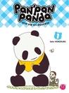 Pan'Pan Panda - Une vie en douceur Tome 1 by Sato Horokura