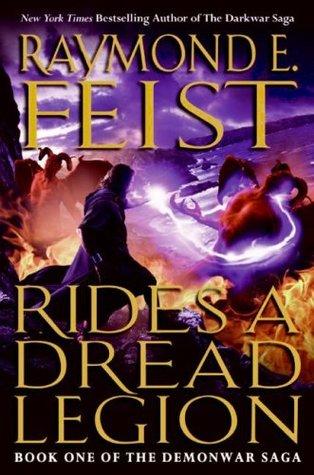 Rides a Dread Legion (The Demonwar Saga, #1)