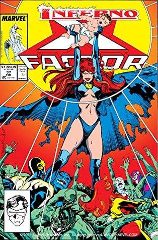 X-Factor (1986-1998) #37