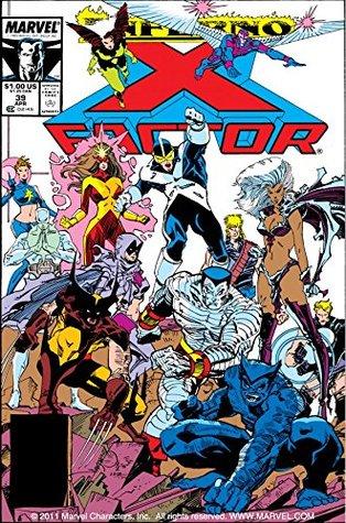 X-Factor (1986-1998) #39
