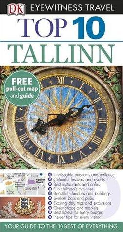 DK Eyewitness Top 10 Travel Guide: Tallinn