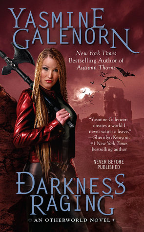 Darkness Raging(Otherworld/Sisters of the Moon 18)