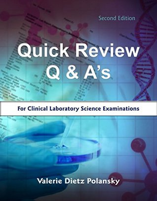 Quick review q as for clinical laboratory science examinations by 26700122 fandeluxe Gallery