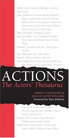 Actions by Marina Caldarone