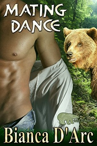 Mating Dance (Lords of the Were Universe, #23; Tales of the Were: Grizzly Cove, #2)