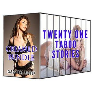 Creamed Bundle (21 Book Box Set) (Taboo Romance)