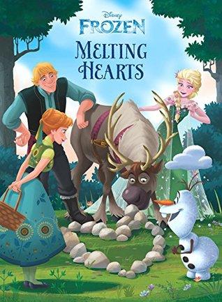 Frozen Anna & Elsa: Melting Hearts (Disney Storybook (eBook))