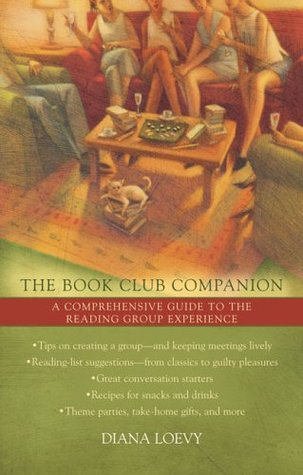 The Book Club Companion by Diana Loevy